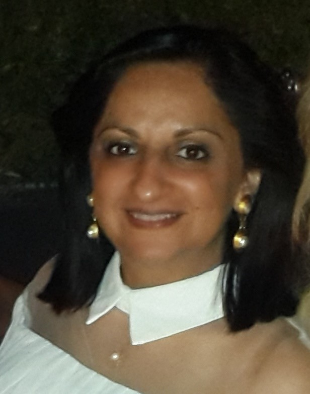 Sajida Hasan Shroff - President of the Harvard Club of the UAE